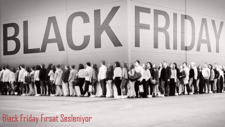 Black Friday: Yurtdışında Arkadaşı Olanlar Müjde