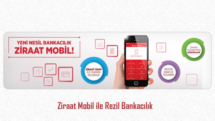Ziraat Mobil Uygulaması Rezilliği