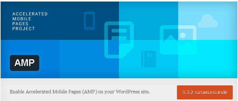 Wordpress AMP Eklentisi